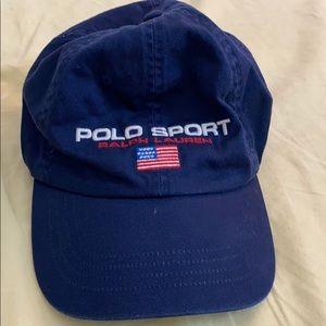 Ralph Lauren Polo Sport hat
